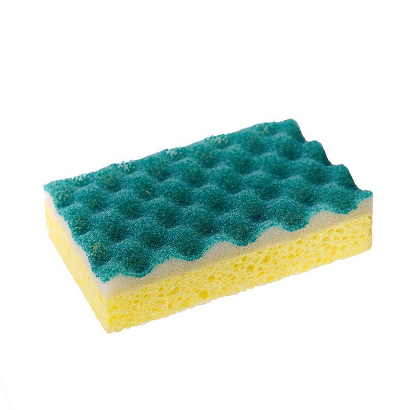 DH-A5-11 泡沫纤维素洗碗海绵湿纤维素海绵块