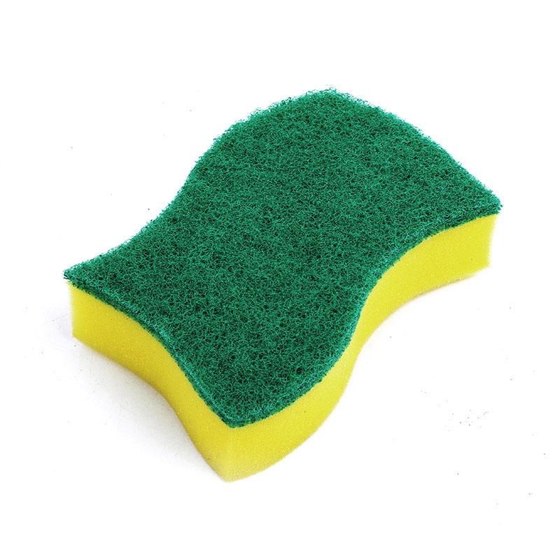 DH-A1-2 重型磨砂厨房清洁海绵刷
