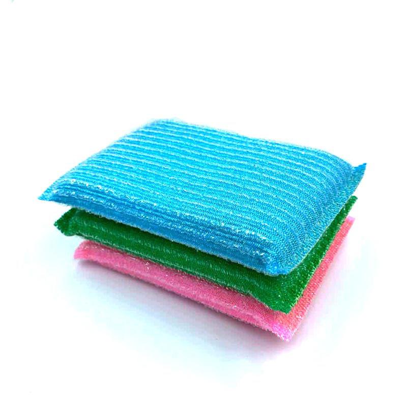 DH-A2-9  厨房洗涤器高效清洁洗涤力强的海绵刷